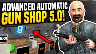 Garry's Mod: COMPLETELY CUSTOMIZABLE WEAPONS (CW 2 0) | Mod Showcase