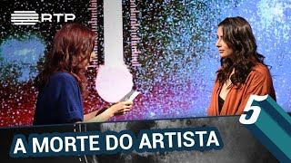 Download ″A Morte do Artista″ c/ Carolina Torres e Maria João Abreu | 5 Para a Meia-Noite | RTP Video