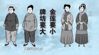 Download 红楼梦成书传世谜(六)红楼梦与禁缠令(上)【法律讲堂 20160408】 Video