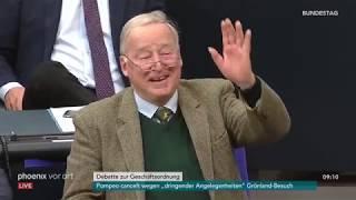 Download Debatte zur Feststellung der Tagesordnung im Bundestag am 09.05.19 Video