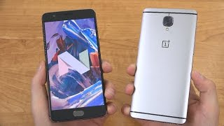 Download Official OnePlus 3 (3T) Android 7.0 Nougat! Video