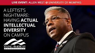 Download Fred Allen Lecture Series presents: Allen West LIVE at University of Memphis Video