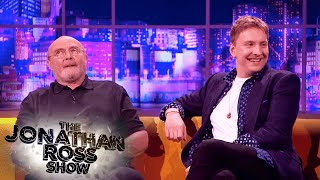 Download Phil Collins Takes The Drum Quiz - The Jonathan Ross Show Video