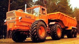 Download 7 советских тракторов на которых перевыполнялись любые планы [АВТО СССР] Video