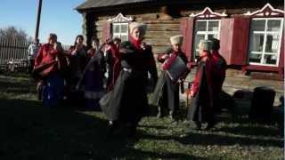 Download Un chant des Cosaques du village de Novopakrovka (1) Video