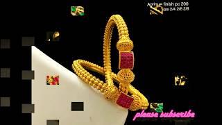 Download bangle designs/Valayal/Sarivu/Kaikappu/Baḷegaḷu/choodian/gajulu/Cūṛī'āṁ/Baṅgaḍī'ō designs Video