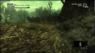 Download MGS3 HD - How to get Moss Camo and Mosin Nagant | The End vs Snake Video