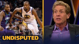 Download Skip Bayless believes Kevin Durant proved he is better than LeBron James | UNDISPUTED Video