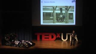 Download Formula SAE and race car technology | Dr. Bob Woods | TEDxUTA Video