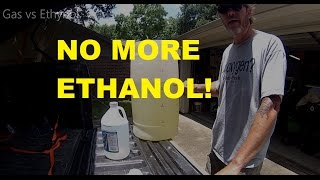 Download How to easily extract ethanol out of gasoline. Video