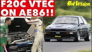 Download 《ENG-SUB》AE86にVTECを載せちゃった!! AE86 is equipped with VTEC!!【Best MOTORing】 Video