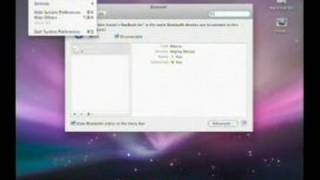 Download The Apple MacBook Air : Making MacBook Air Bluetooth Connections Video