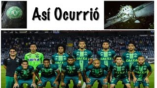 Download Se estrella avion del equipo chapecoense en colombia Video