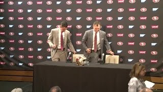 Download 49ers GM John Lynch: 'We Got Two Of Our Top Three Players' Video
