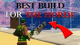 Download How To Properly Build The Fort - Setup For The Horde Challenge Tutorial (Fortnite Save The World) Video