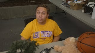 Download SEC Shorts - LSU gets rid of Coach O's hot seat Video