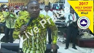 Download Powerful LIVE Praise @ RCCG 2017 HOLY GHOST CONGRESS #Day2 Video