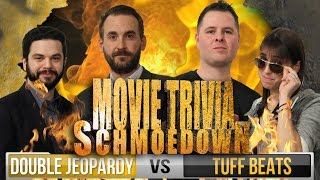 Download Team Movie Trivia Schmoedown - Double Jeopardy Vs Tuff Beats Video