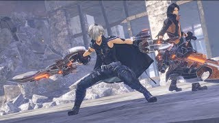 Download GOD EATER 3 - Announcement Trailer | PS4, PC Video