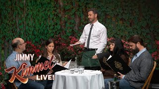 Download Jimmy Kimmel Demonstrates Why Denying Gay Couples Wedding Cakes is Wrong Video