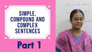Download [TAMIL] Simple, Compound and Complex Sentences for Classes 10 and 12 | TNPSC Exams - General English Video