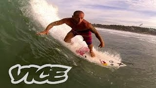 Download Big Wave Surfing in Mexico Video