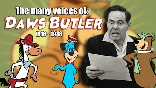 Download Many Voices of Daws Butler (Yogi Bear / Huckleberry Hound / AND MORE!) Video
