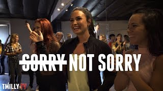 Download Demi Lovato - Sorry Not Sorry - Choreography by Jojo Gomez - #TMillyTV #Dance Video