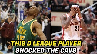 Download Meet the NBA Player That Surprised LeBron's Cavs in 2010 Video