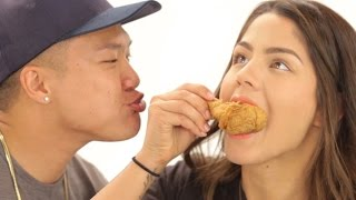 Download Who Has The Best Fried Chicken? with Megan Batoon, Supereeego, & Ricky Shucks Video