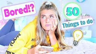 Download 50 Things to do When You're Bored! Video