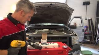 Download Ford F350 7.3L TS Performance chip install, PowerModz! Video