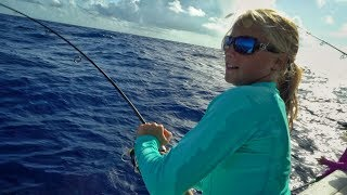 Download These Girls Can Fish - Super Colorful Fish and a Mystery Fish Video