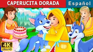 Download CAPERUCITA DORADA | The Golden Hood | Cuentos para dormir | Cuentos De Hadas Españoles Video