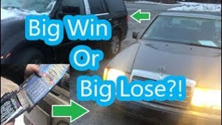 Download I Won A $300 Mercedes 400E & Lincoln Navigator At Auction Video