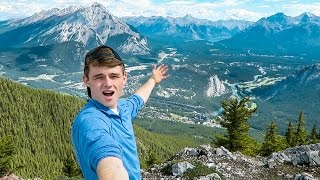 Download ON TOP OF THE WORLD IN BANFF!! Video