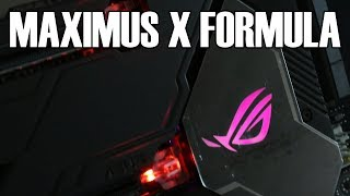 Download Asus ROG Maximus X Formula Review Video