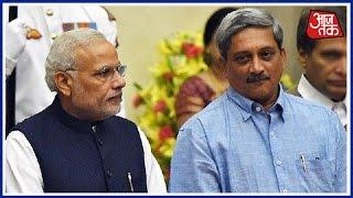 Download Manohar Parrikar Lauds PM Modi, Armed Forces On Surgical Strikes Video