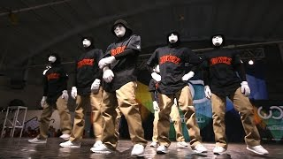 Download Jabbawockeez at World of Dance Bay Area 2014 Video