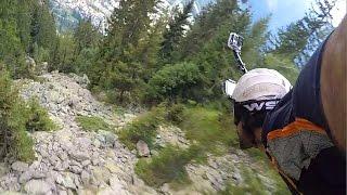 Download GoPro: Graham Dickinson's Insane Wingsuit Flight - Front Helmet Cam 2 of 3 Video