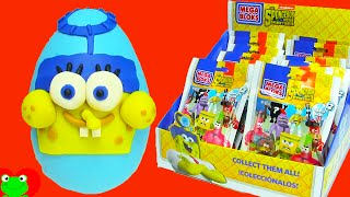 Download SpongeBob Out of Water MegaBlok Blind Bags Video