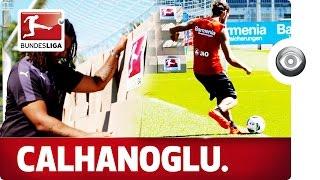 Download Owomoyela meets Calhanoglu - Target Practice With the Free-Kick King Video