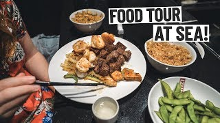 Download What the Food Is Like on The LARGEST CRUISE SHIP IN THE WORLD! - Symphony of the Seas Cruise Video