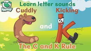 Download Nessy Spelling Strategy: Cuddly C and Kicking K Video