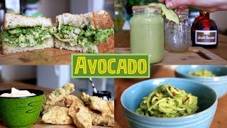 Download 5 Creative Ways to Use Avocados Video