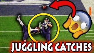 Download Greatest Juggling Catches in Football History Video