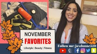 Download November Favorites 2016 | Lifestyle | Beauty | Fitness Video