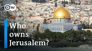 Download Who owns Jerusalem? | DW Documentary Video
