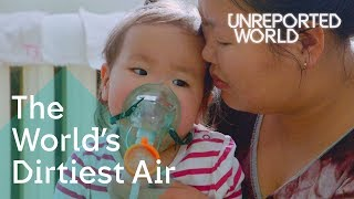 Download Dying to breathe: Mongolia's polluted air | Unreported World Video