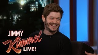 Download Iwan Rheon on Getting Eaten by Dogs on Game of Thrones Video